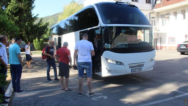 Zrinjski otputovao u Maribor, Slišković poveo 20 igrača
