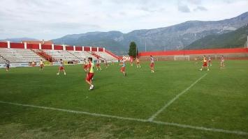 Igrači Veleža treniraju dok uprava traži novi stučni štab