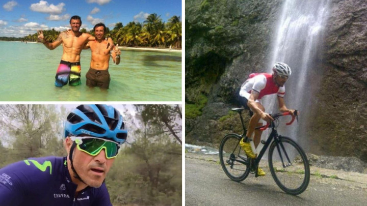 Luis Enrique: Uživa u ekstremnim sportovima, uključujući i triatlon