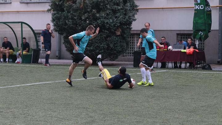 Zanimljive utakmice tokom drugog dana na turniru FIS Gol