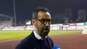 Nalić: Kao što ste vidjeli fudbal nije uvijek pravedan