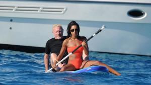 Kazanova Boris Becker 'pokupio' atraktivnu crnku, bivša supruga je zamolila samo jedno