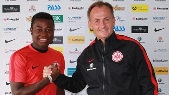 Zvučno ime potpisalo za Eintracht iz Frankfurta
