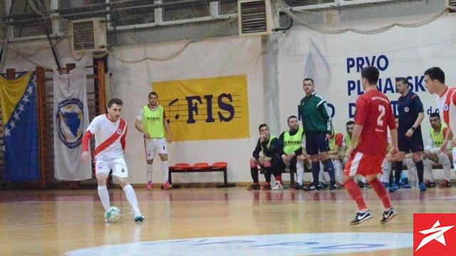 HFC Zrinjski u prvoj finalnoj utakmici ostvario pobjedu protiv MNK Kaskada
