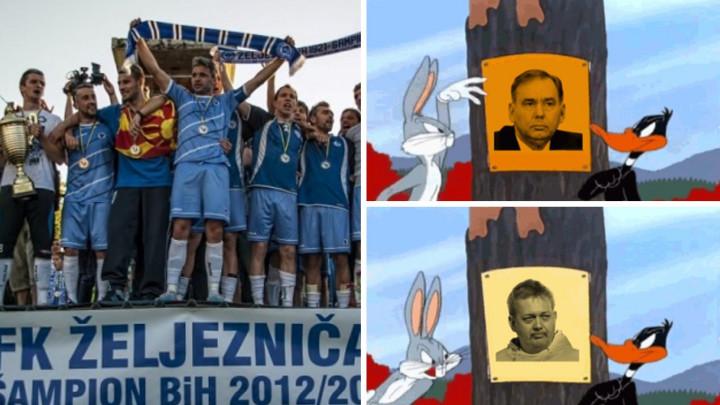 Iz čije perspektive je Željo najtrofejniji klub u BiH?