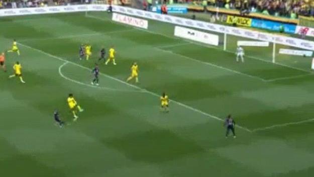 Dani Alves protiv Nantesa postigao gol karijere
