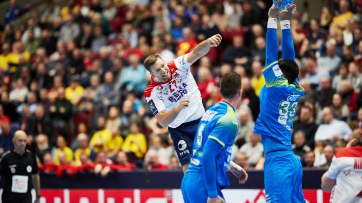 Norvežani savladali Sloveniju i zakazali okršaj s Hrvatskom u polufinalu