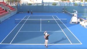 Da te stomak zaboli od smijeha: Ovo je najgori teniser na svijetu, morao bi da promijeni profesiju
