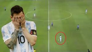 Očaj, nemoć, bezidejnost...: Scena koja najbolje pokazuje kroz šta Messi prolazi u Argentini