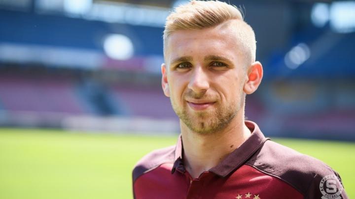 Eldar Ćivić potpisao za Spartu iz Praga