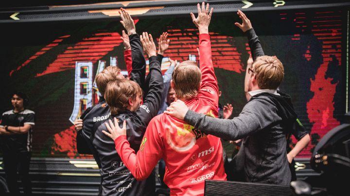 Fnatic za historiju, Evropa ima predstavnika u četvrtfinalu