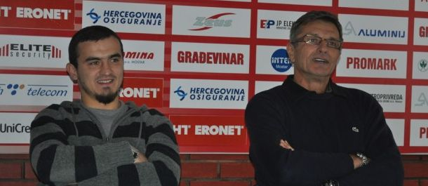 Marijan Bloudek novi trener Širokog Brijega