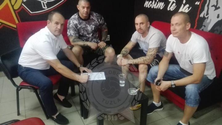 Mujkanović ispred Slobode donirao Fukarama 5000 KM