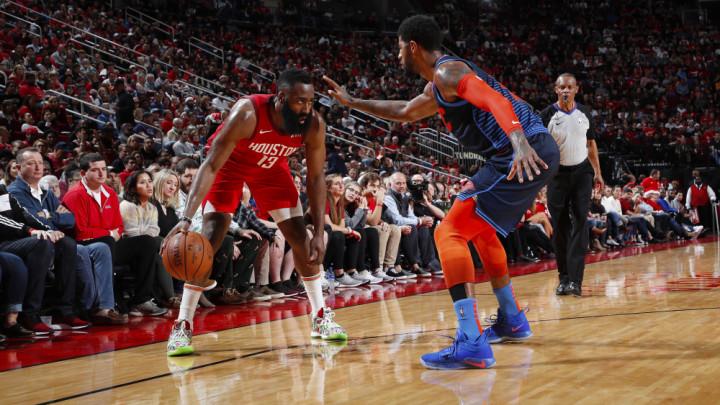 Noć velikih preokreta u NBA ligi: Oklahoma savladala Houston, Clippersi šokirali Boston
