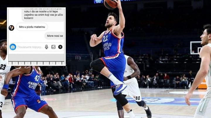 Srbijanski košarkaš izazvao brojne reakcije nakon onoga što je napisao na Instagramu