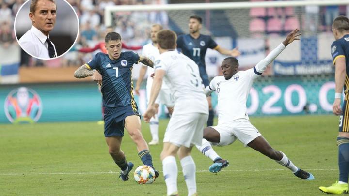 Iznenađeni Mancini komentarisao poraz Bosne i Hercegovine u Finskoj