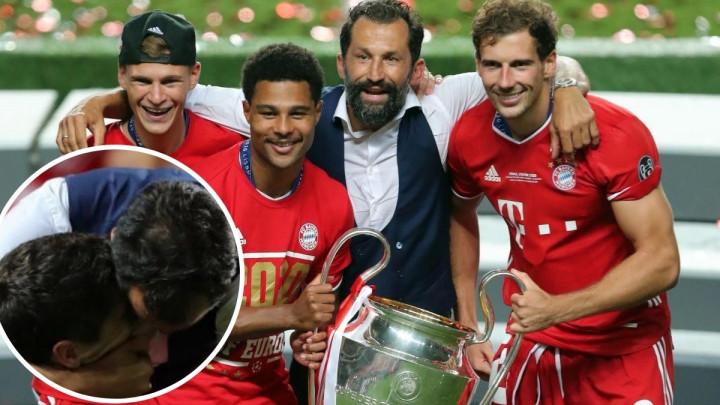 Voli ih sve, ali jednog najviše: S kojim igračem Bayerna je Salihamidzić najemotivnije slavio?