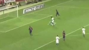 Amaterska greška Busquetsa i odličan gol Abrahama za vodstvo Chelseaja