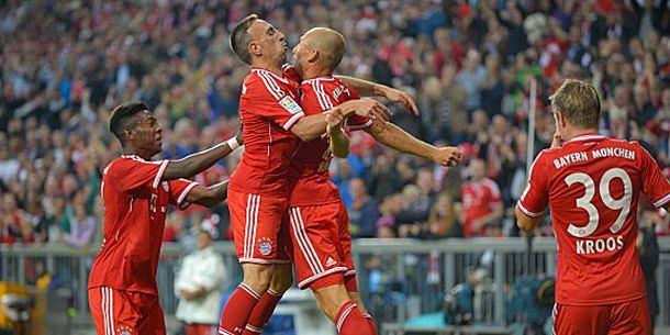Bayern krenuo pobjedom u odbranu naslova