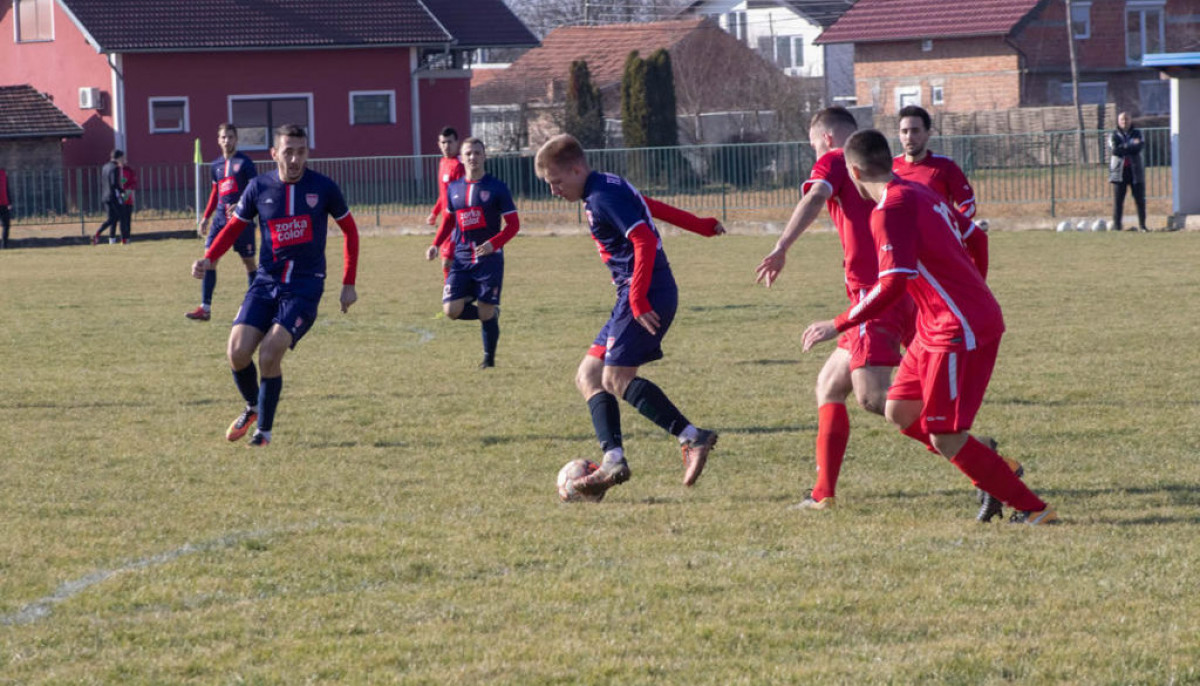 Minimalac Kozare u prvoj pripremnoj utakmici