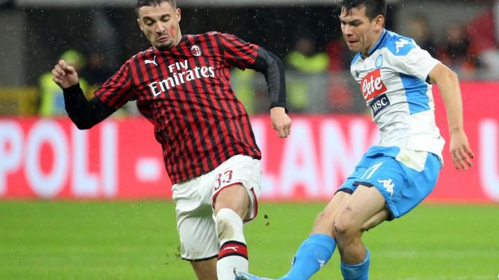 Milan spreman pustiti Krunića, već se nazire naredna destinacija