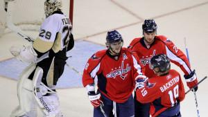 Washington na korak od osvajanja Stanley Cupa