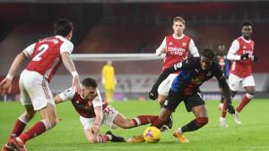 Uspavanka na Emiratima: Remi bez golova Arsenala i Crystal Palacea