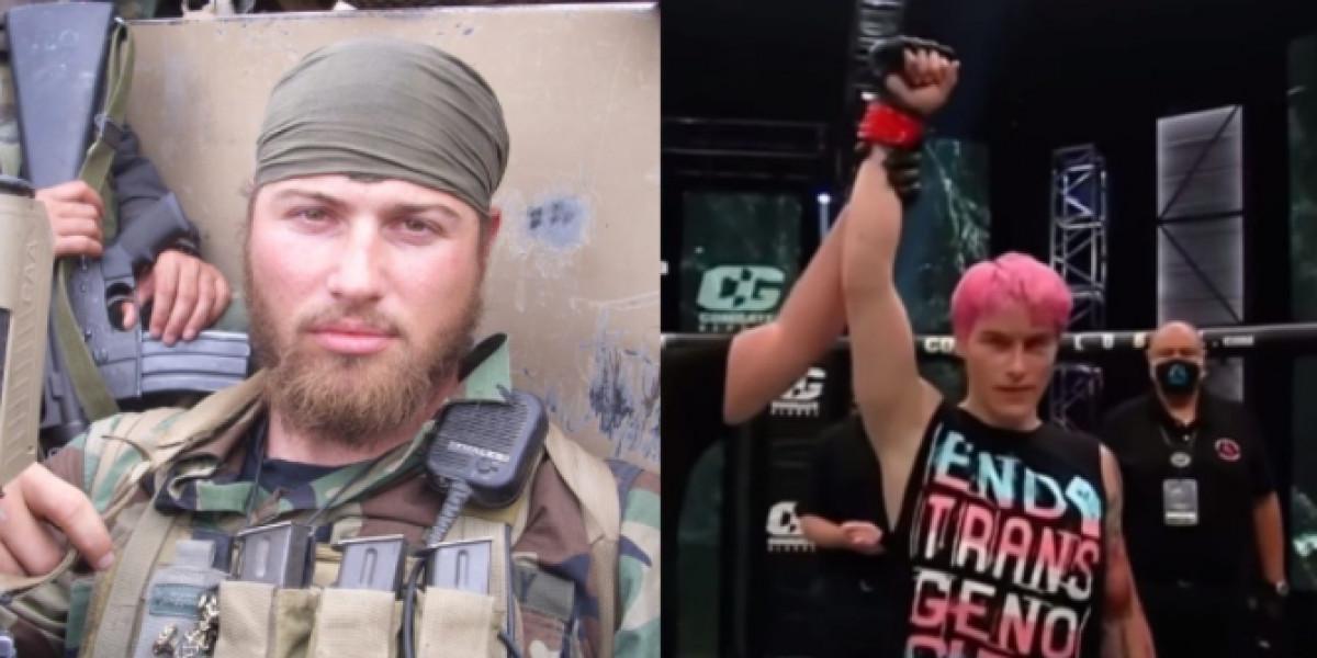 Bivši vojnik promijenio spol i postao MMA borkinja: Svi je osuđuju nakon prve borbe