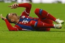 Franck Ribery propušta revanš meč sa Atleticom?