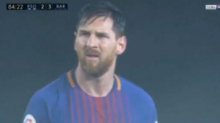Čast svima, ali Messi je postigao gol vikenda