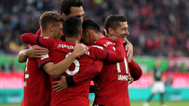 Bayern proradio, Borussia nemilosrdna, Bičakčić ponovo zaigrao