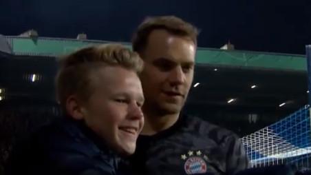 Jeste li vidjeli nevjerovatne poteze Manuela Neuera?