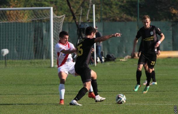 Olimpic u prijateljskoj utakmici savladao Mladost