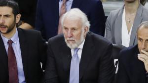 Velika čast: Gregg Popovich posjetio selektora BiH Duška Vujoševića