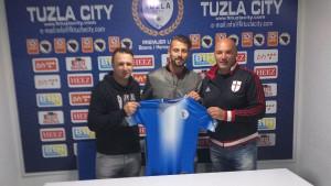Mirsad Ramić novo pojačanje FK Tuzla City
