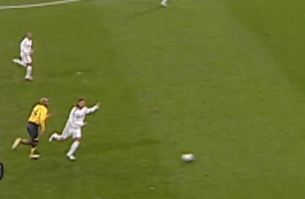 A kažu da je Adama Traore brz: Trenutak kada je Thierry Henry posramio mladića Sergija Ramosa