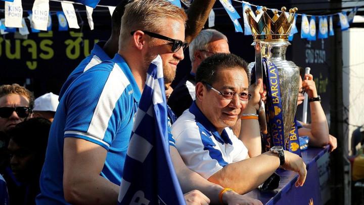 Leicester u suzama: Schmeichel se emotivnom porukom oprostio od čovjeka koji je napravio čudo