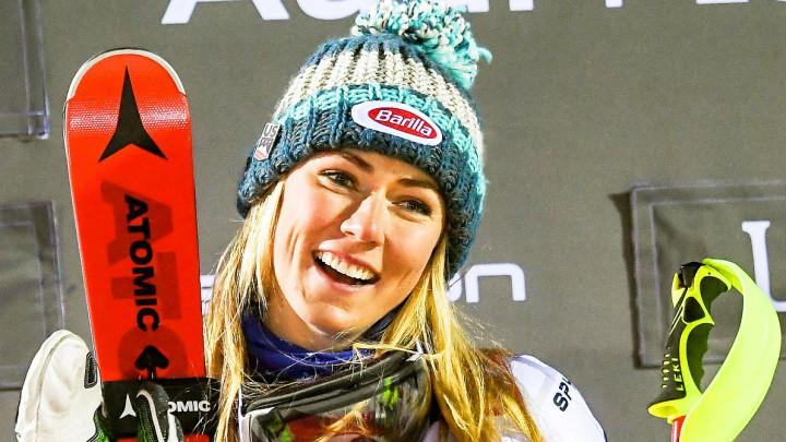 U Svjetskom kupu ništa novo: Shiffrin slavila i u drugom slalomu