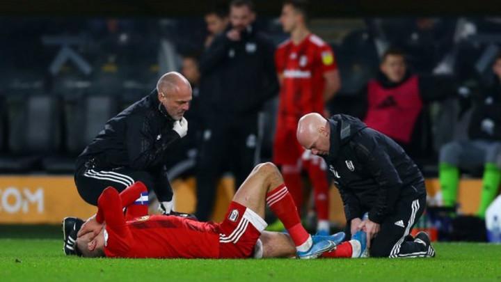 Mitrović teško povrijeđen