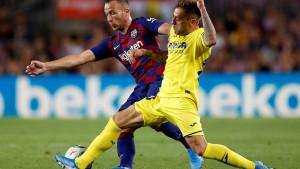 U svoj nevolji, eto i Arthura, ali Barcelona i on su sada napokon postigli dogovor