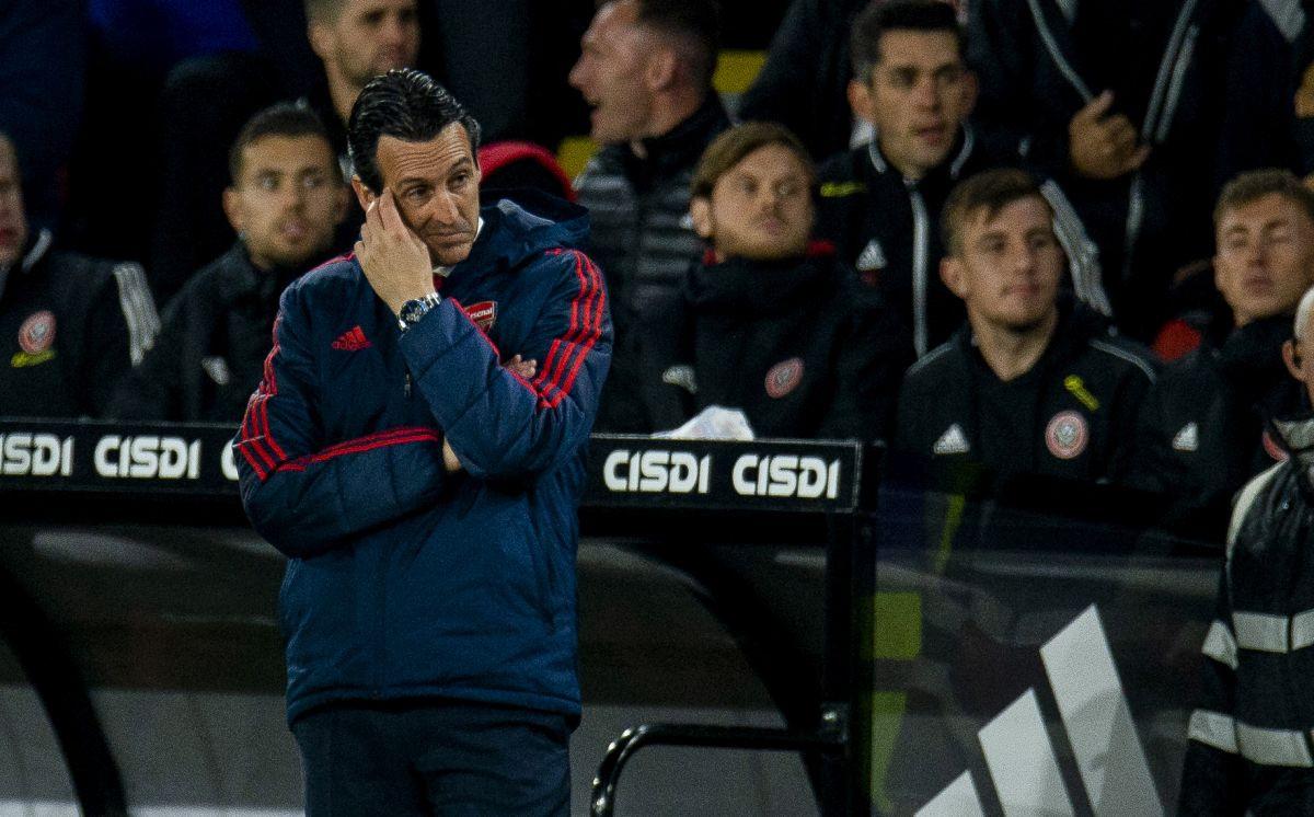 Unai Emery kao da je sinoć gledao neku drugu utakmicu