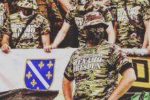 Čudesni navijači Dresdena i zastava sa ljiljanima