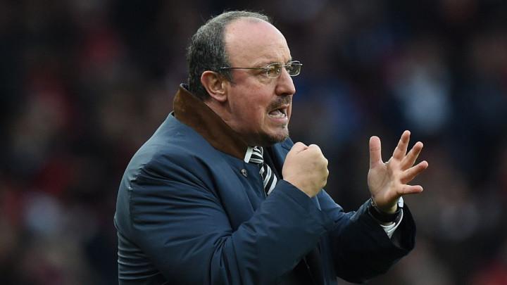 Benitez najbolji trener u novembru