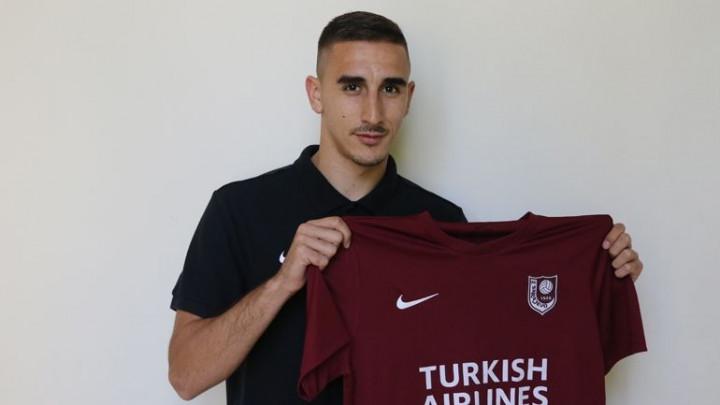 Gedeon Guzina potpisao za FK Sarajevo