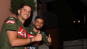 """Manolas stigao u Napoli i već u prvoj izjavi """"bocnuo"""" Romu"""