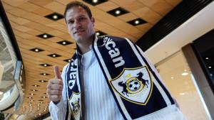 Begović: U Qarabagu je sve prva klasa, još da se vratim u reprezentaciju...