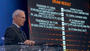 Žrijeb play-offa Europa lige, ako ispadne od Legije Dinamo je pred zahtjevnim izazovom