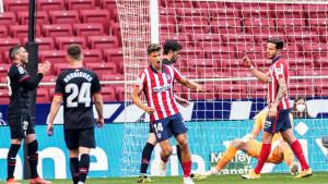 Atletico Madrid deklasirao Eibar