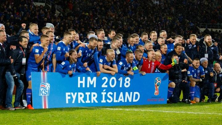 'Izdajnik' ostaje kući, a Island putuje u Rusiju