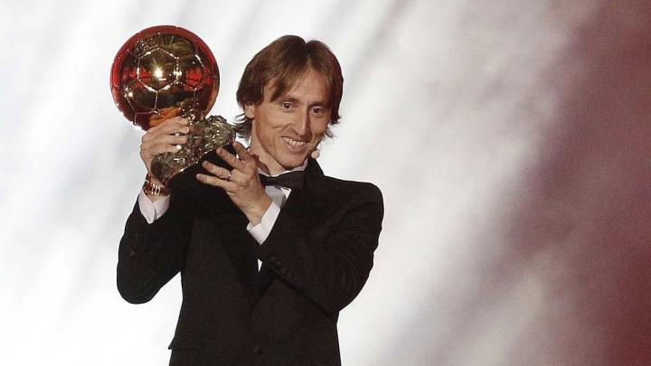 Luka Modrić ispisao historiju dodjele Zlatne lopte, ali na to niko ne može biti ponosan
